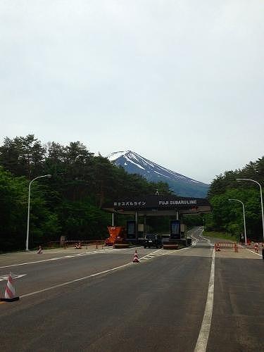 富士3PEAKS 2nd Peak: スバルライン