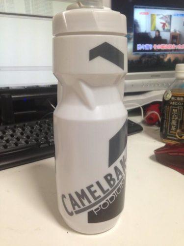 【レビュー】CAMELBAK「ポディウムボトル(2013)」