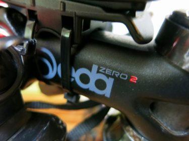 【レビュー】DEDA「ZERO2 Stem」