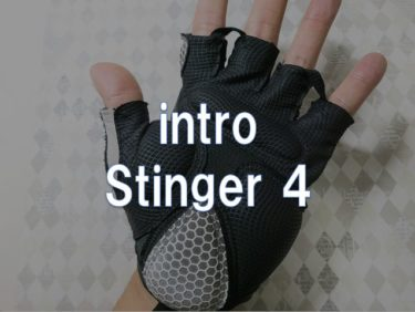 【レビュー】intro「Stinger 4」
