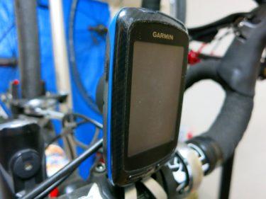 【レビュー】GARMIN「Edge 800」