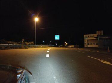 BRM920興津400 走行編⑥PC4:諏訪~PC5:富士川(325km)