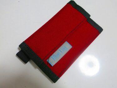【レビュー】BLUE LUG「micro wallet」