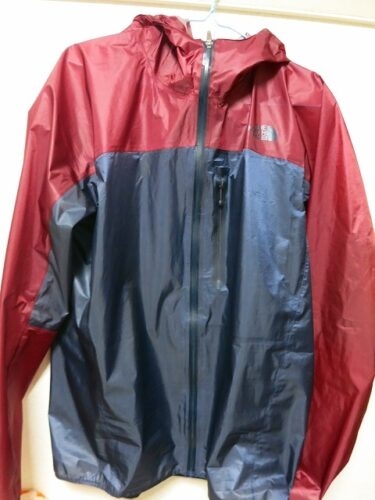 【レビュー】THE NORTH FACE「Strike Running Jacket」