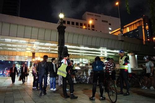 TOT2012(Tokyo-Osaka-Tokyo) スタート前