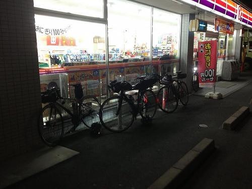 Fleche2013(日本橋→三条大橋)~⑦四日市~関