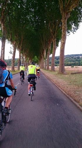 PBP 2015 本編①Saint-Quentin ~ Mortagne-au-Perche(140km)