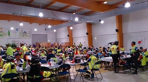 PBP 2015 本編②Mortagne-au-Perche ~ Villaines-la-Juhel(220km)