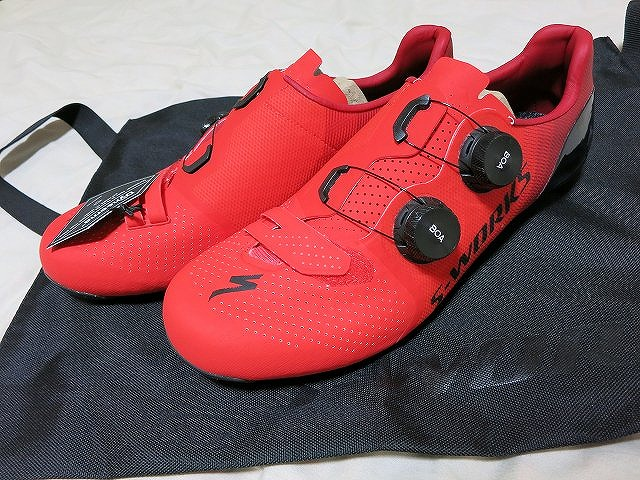 【レビュー】SPECIALIZED 「S-WORKS 7 ROAD」