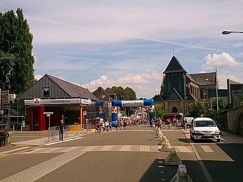PBP 2015 本編⑬Villaines-la-Juhel ~ Mortagne-au-Perche(1088km)