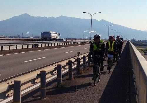 Fleche2013(日本橋→三条大橋)~②箱根~静岡