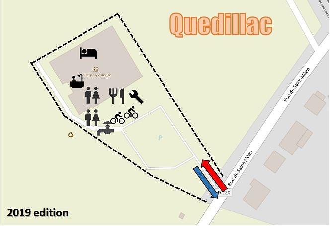 Quédillac (WP3/WP6)