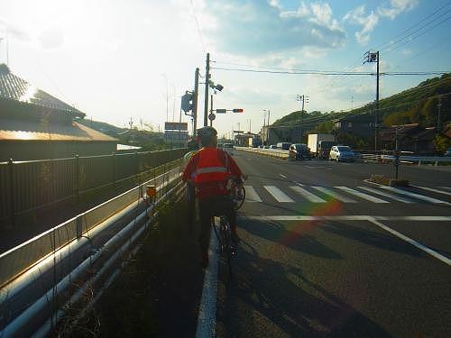 Fleche2013(日本橋→三条大橋)~⑤袋井~名古屋